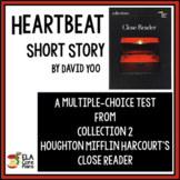 """Test for """"Heartbeat"""" by David Yoo  Collections Close Reader"""