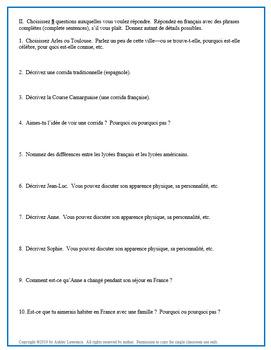Test for Vive le Taureau