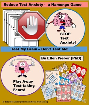 Test My Brain - Don't Test Me! Namungo Brain Game to Reduce Test Anxiety