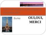 Test on Basics for French Vocabulary