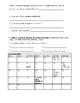 Test on Calendars in Spanish