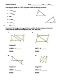 Test on Congruent Triangles
