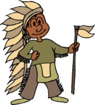 Test on Native Americans (5th Grade)