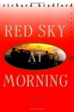 Test on Richard Bradford's Red Sky at Morning