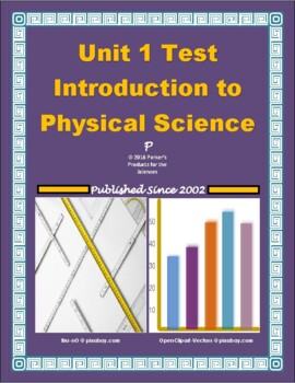 Test on Significant Figures, Metric Conversions, Graphing, and Sci. Notation