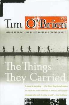 Test on Tim O'Brien's The Things They Carried (20 Multiple-Choice Questions)