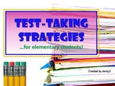 Test-taking Strategies by JennyG