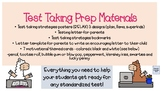 Test taking strategies posters, bookmarks, motivational cards & more!