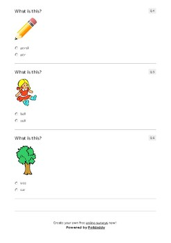 Test your skills 1, 2, 3, 4 (For grade 1-2)