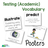 Testing (Academic) Vocabulary Posters