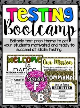 Testing Bootcamp
