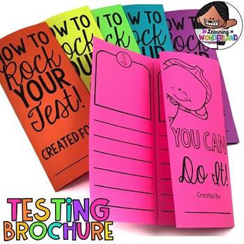 Testing Brochure Freebie
