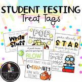 Student Testing Treat Tags