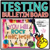 Testing Bulletin Board (Rockstar Bulletin Board)
