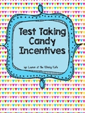 Testing Candy Treat Slips