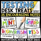 Easing the Stress of Testing: Encouraging Desk Notes for Students