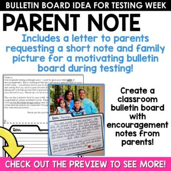 Testing Motivation Desk Notes for Students