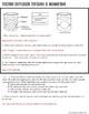 Testing Diffusion Through a Semi-Permeable Membrane - FREE!!