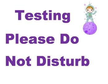 Testing Do Not Disturb