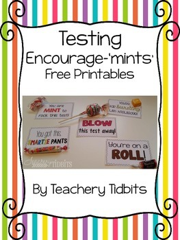 Testing Encourage-'mints'