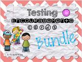 Testing Encouragement Cards Bundle