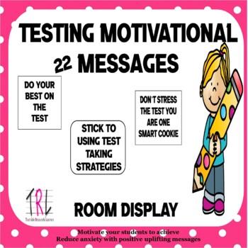 Testing Encouragement Walk Way Quotes