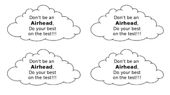 Testing Encourages