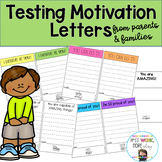 Testing Encouraging Notes for Students From Parents