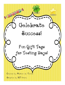 Testing Gift Tags