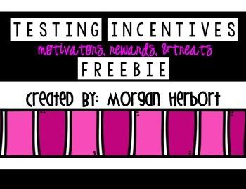 Testing Incentives-Motivations Freebie