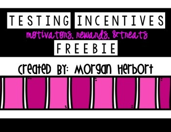 Testing Incentives-Motivations Freebie