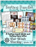 Testing Labels and Letter Bundle (PARCC and other assessments)