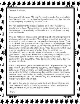 Testing Letter Editable