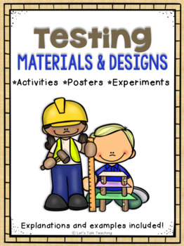 Testing Materials and Designs: A Complete Unit