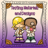 Testing Materials and Designs Lapbook