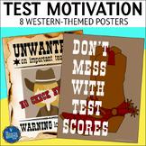 Test Motivation Posters