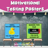 Testing Motivation Posters Made By Parents