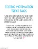 Testing Motivation Treat Tags