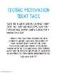 Testing Motivation Treat Tags