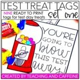 Testing Motivation Treat Tags | Set ONE