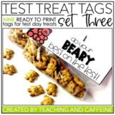 Testing Treat Tags | SET THREE