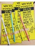 Testing Motivational Notes - Magic Pencil