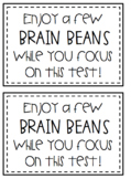 Testing Motivational Notes - Brain Beans