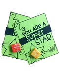 Testing Motivational Notes - Super Star