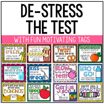 Motivational Testing Notes Bundle