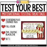 Testing Treat Tags Set 1