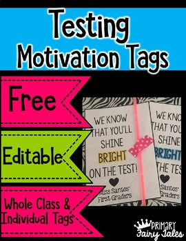 Testing Motivational Tags