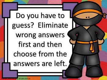 Testing Ninja Test Prep Bulletin Board