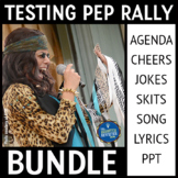 State Test Pep Rally Bundle