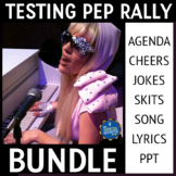 Testing Pep Rally Program